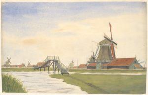 Met Jan Feith door de Zaanstreek (1933)