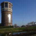 Nieuw leven in oude watertoren: 'de rauwheid kunnen behouden'