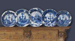 Verborgen borden in 17e-eeuws Enkhuizen