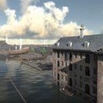 VR journey door de Amsterdamse haven