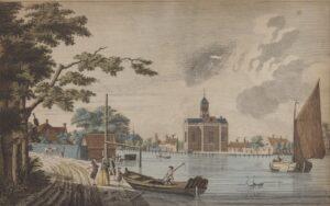 Frisse neus halen langs de Amstel: Van Ouderkerk naar Ouderkerk