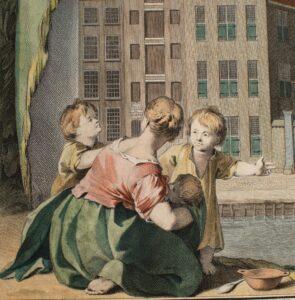 Vondelingen typeerden de armoede in Amsterdam