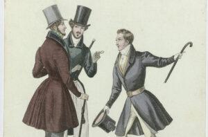 De geschiedenis van de wandelstok