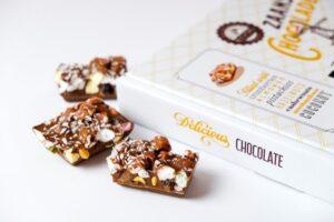In de Zaanstreek wordt weer chocolade gemaakt
