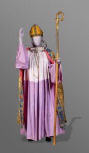 Het Sinterklaaskostuum van Hanicotte