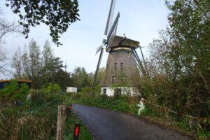 Wandelen van Schiphol naar Calslagen – deel 1