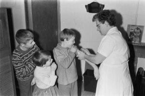 Van pokken tot polio: het Rijksvaccinatieprogramma