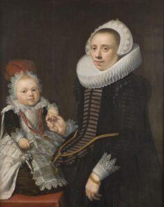 'Een sattijnen knechtges mutzien' – kinderkleding uit de boedel van Maria Lienaertz (1624)