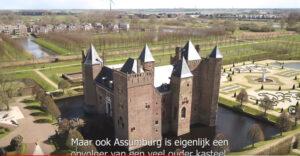 De verdwenen kastelen van Noord-Holland