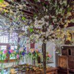 Laatste kans: bloemenpracht in het Muiderslot