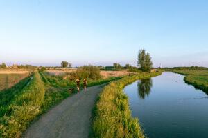 Het Noord-Hollandse landschap in beeld