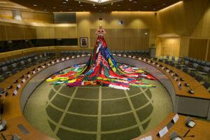 De Amsterdam Rainbow Dress: een jurk met een missie