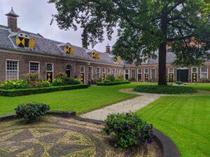 Het Hofje van Staats en de Haarlemse textielindustrie