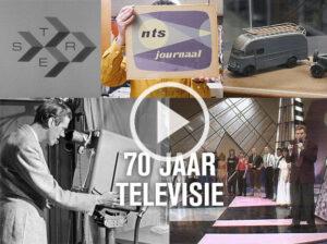 Nederlandse televisie bestaat 70 jaar