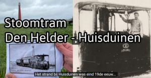 Stoomtram Den Helder – Huisduinen (1896 – 1917)