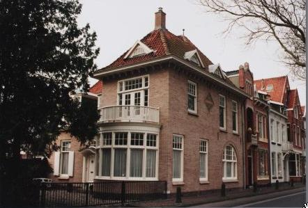 Herengracht 17: Villa Maria.