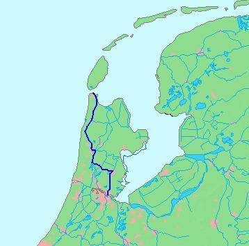 Noordhollands Kanaal.