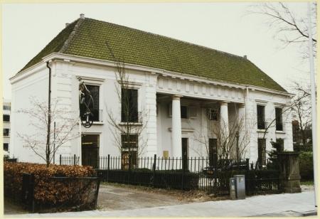 Het huis van buitenplaats Sparrenheuvel