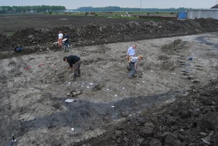 Bronstijdopgraving Enkhuizen - Kadijken.