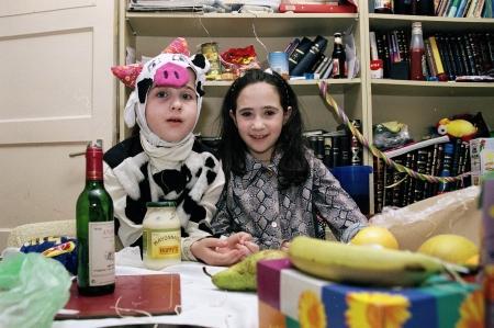 Collectie Joods Historisch Museum Amsterdam. Uit: Fotozuil Joods Leven in Amsterdam, 1999-2002, Anita Frank en Pauline Prior