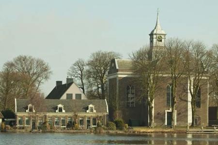 Amstelkerk op historische plek.