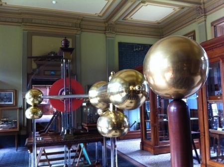 Elektriseermachine, Teylers Museum