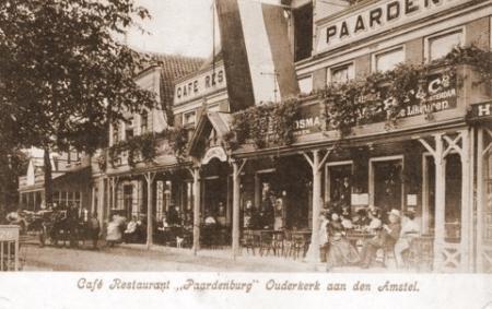 Uitspanning Paardenburg
