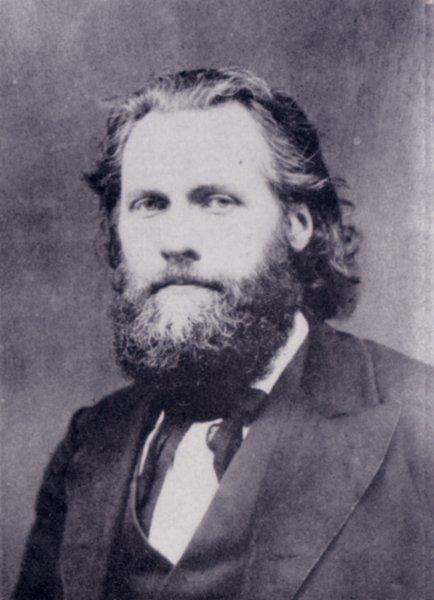 Ferdinand Domela Nieuwenhuis.