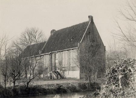 Jachthuis Koekoek in Aerdenhout, foto uit 1939.