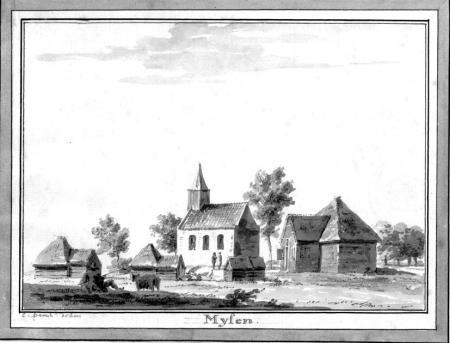 Kapel in de Mijzen, Schermerhorn