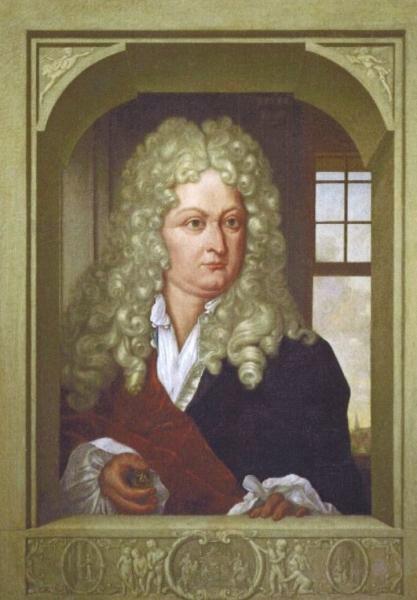 Gerard van Egmond van de Nijenburg. Anoniem, ca. 1700.