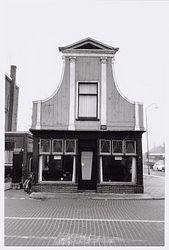 Oostzijde 10 te Zaandam, jaren vijftig