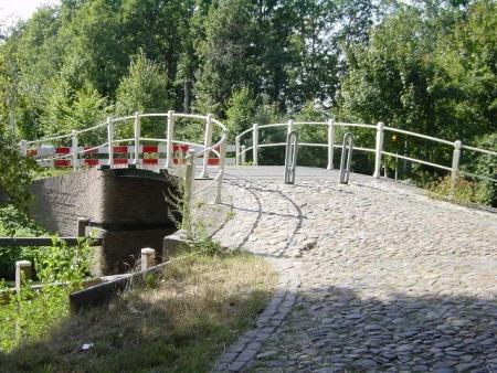 Brug bij de Beresteinseweg in 's-Graveland
