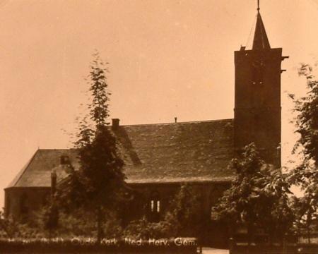 De Oude Kerk in Huizen.