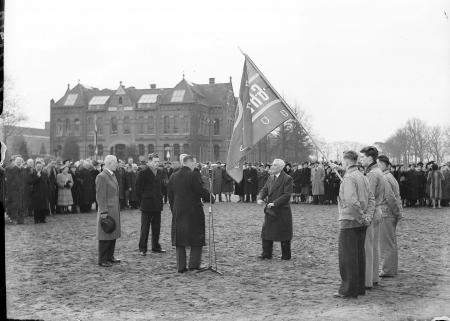 HBS-reünie 1948.