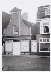 Het pandje Oostzijde 97 te Zaandam