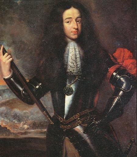 Koning- Stadhouder Willem III