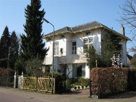 Villa Concordia aan de Koningslaan.