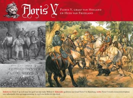 Beelden uit het leven van graaf Floris V.