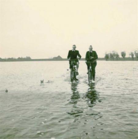 Inundatie Beemster 1944.