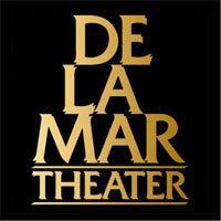Logo van het DeLaMar Theater.