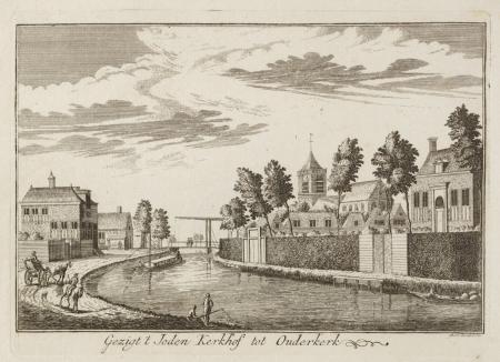 Joodse begraafplaats, Ouderkerk aan de Amstel.