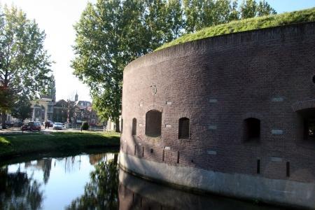 Het Fort aan de Ossenmarkt.