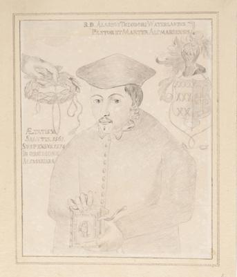Pastoor Eilard van Waterland.