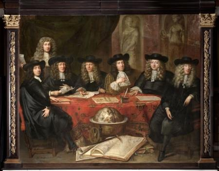 Bewindhebbers van de Kamer Hoorn van de VOC