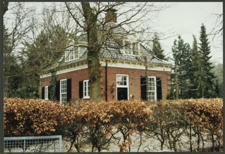 Tuinmanshuis uit 1923 op Klein Bentveld