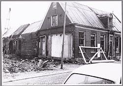 Het Noorderhuis aan de Lagedijk te Zaandijk, begin jaren zeventig