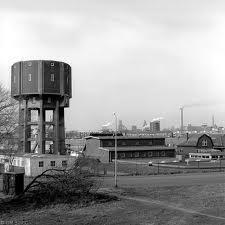 Watertoren Dokweg IJmuiden