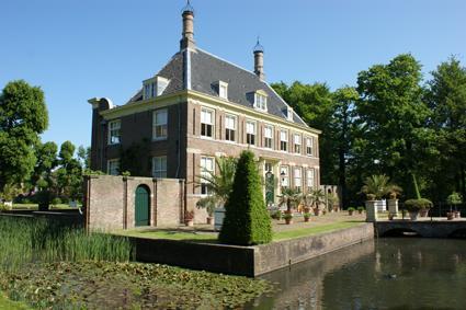 Buitenplaats Akerendam in Beverwijk.