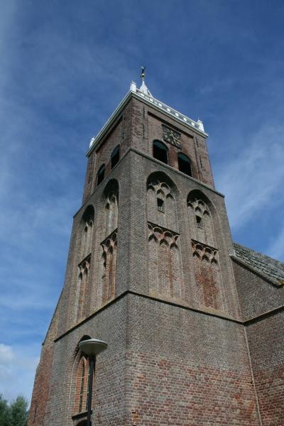 Willibrorduskerk Haringhuizen.